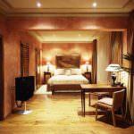 Toskana Suite Bett / Tuscany Suite Bed