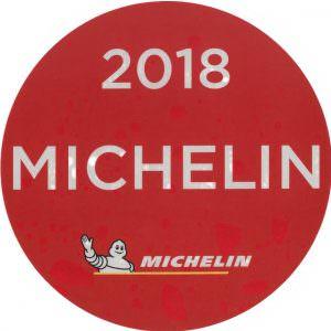 Auszeichnung Michelin 2018