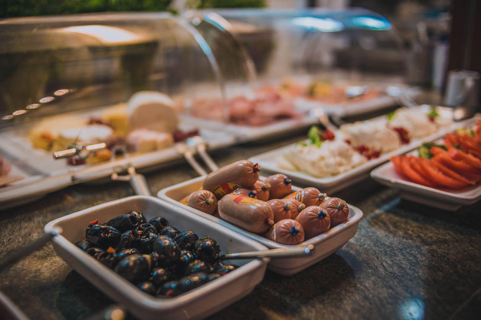 Die Lobbybar Frühstück Heckers Hotel Kurfürstendamm Boutique