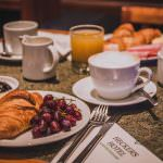 Frühstück im Heckers Hotel Berlin