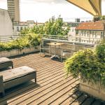 Dachterrasse 2 / roof terrace