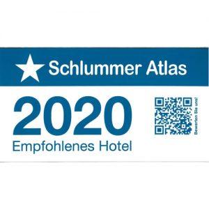 Auszeichnung Schlummer-Atlas 2020