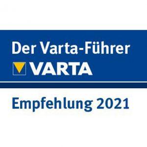 Auszeichnung Varta 2021
